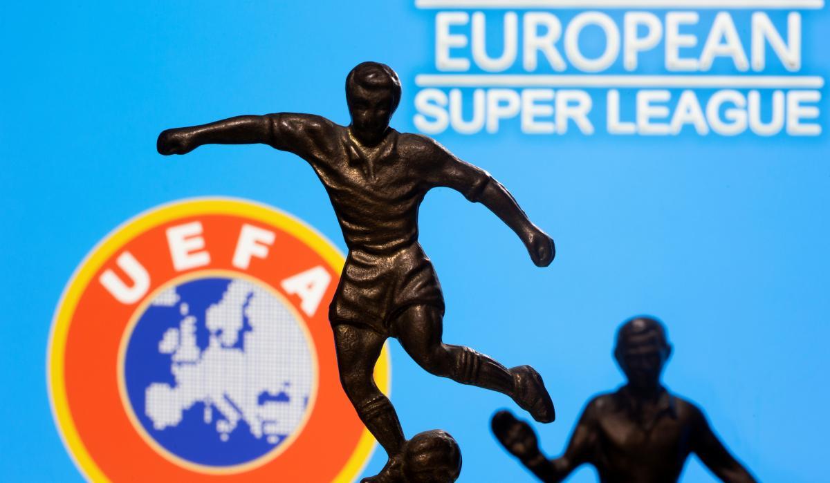 Еще три клуба до сих пор не покинули скандальный проект / фото REUTERS