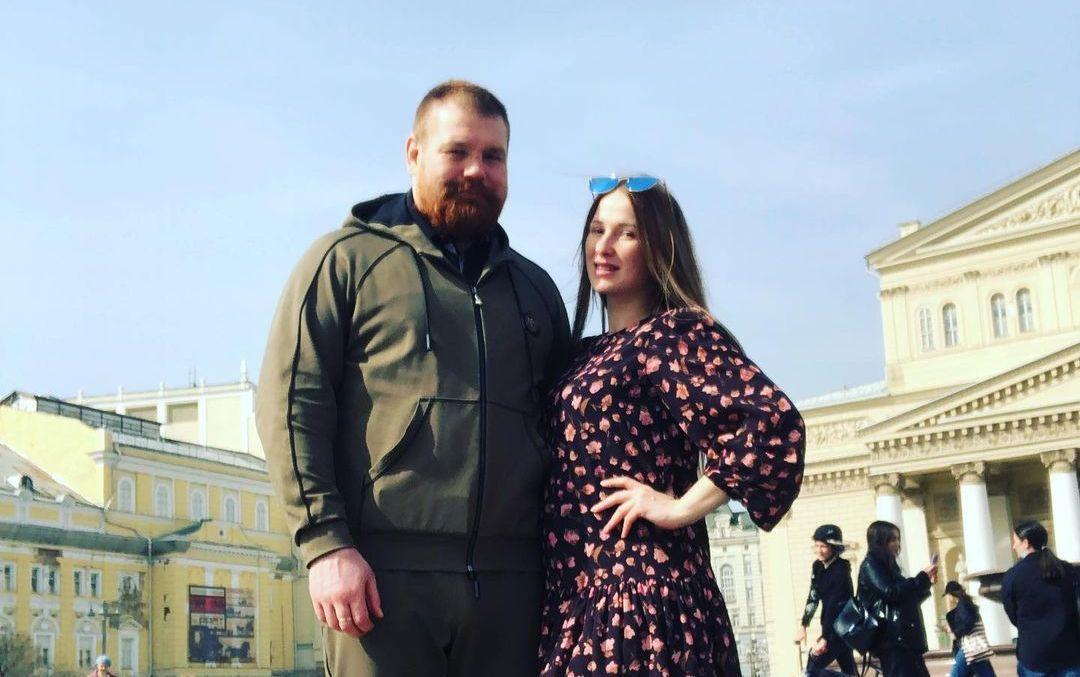 В'ячеслав Дацик з дружиною чекають на дівчинку / фото instagram.com/datsik_official