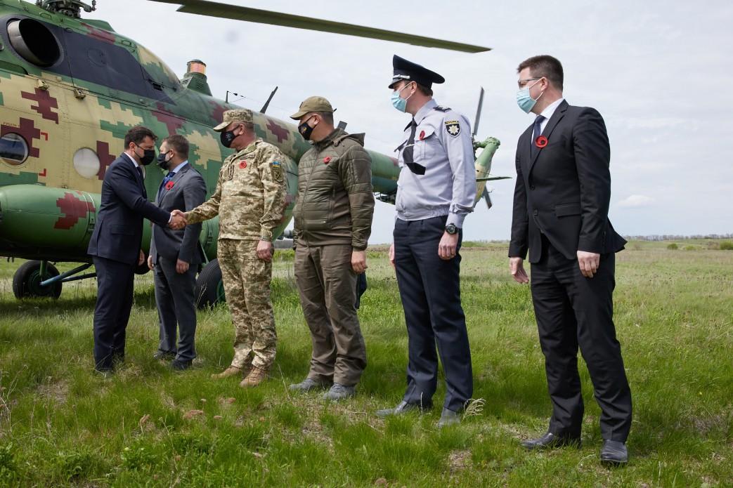 Сьогодні в Україні відзначають День пам'яті та примирення / president.gov.ua