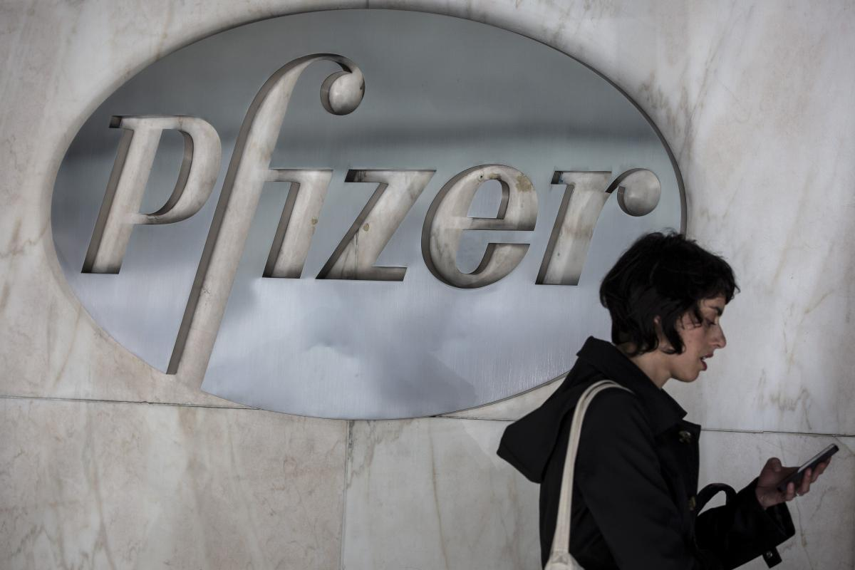 Pfizer / фото REUTERS