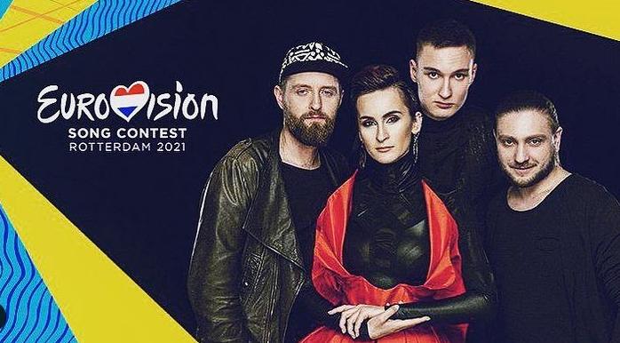 Украинская группа отправилась на Евровидение 2021 \ фото instagram.com/go_a_band/