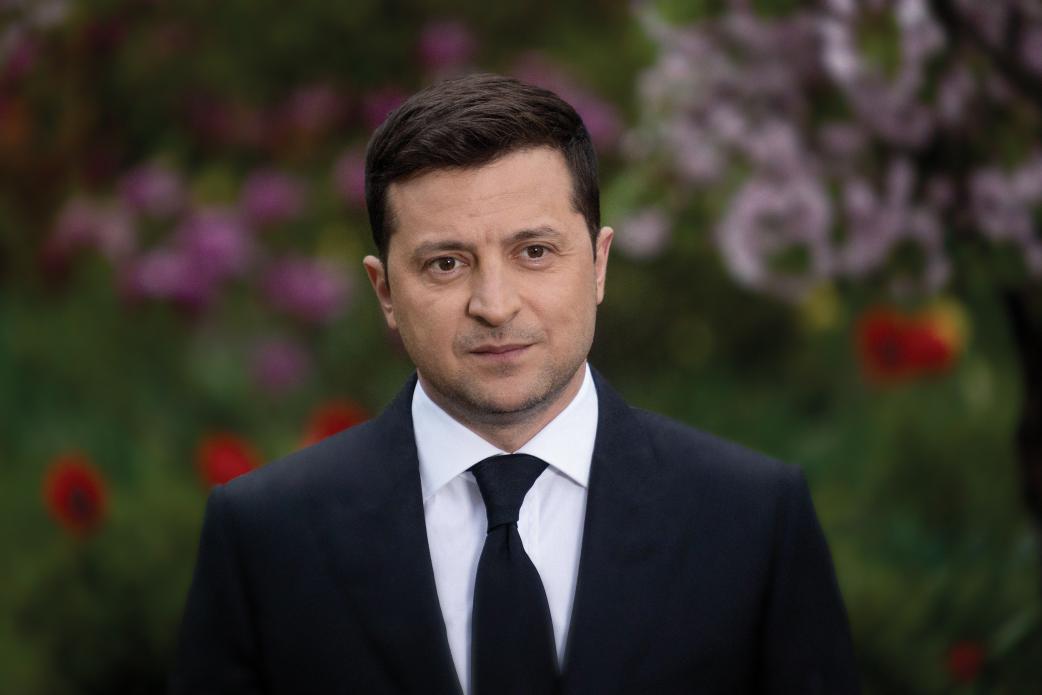 Зеленський зазначив, що люди не повинні погоджуватися з окупацією / фото president.gov.ua