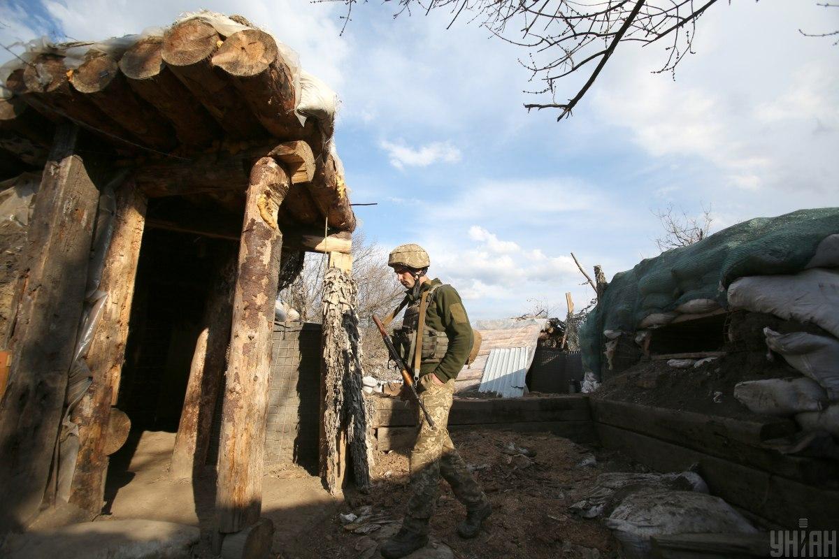 СНБО принял решение по Донбассу / фото УНИАН