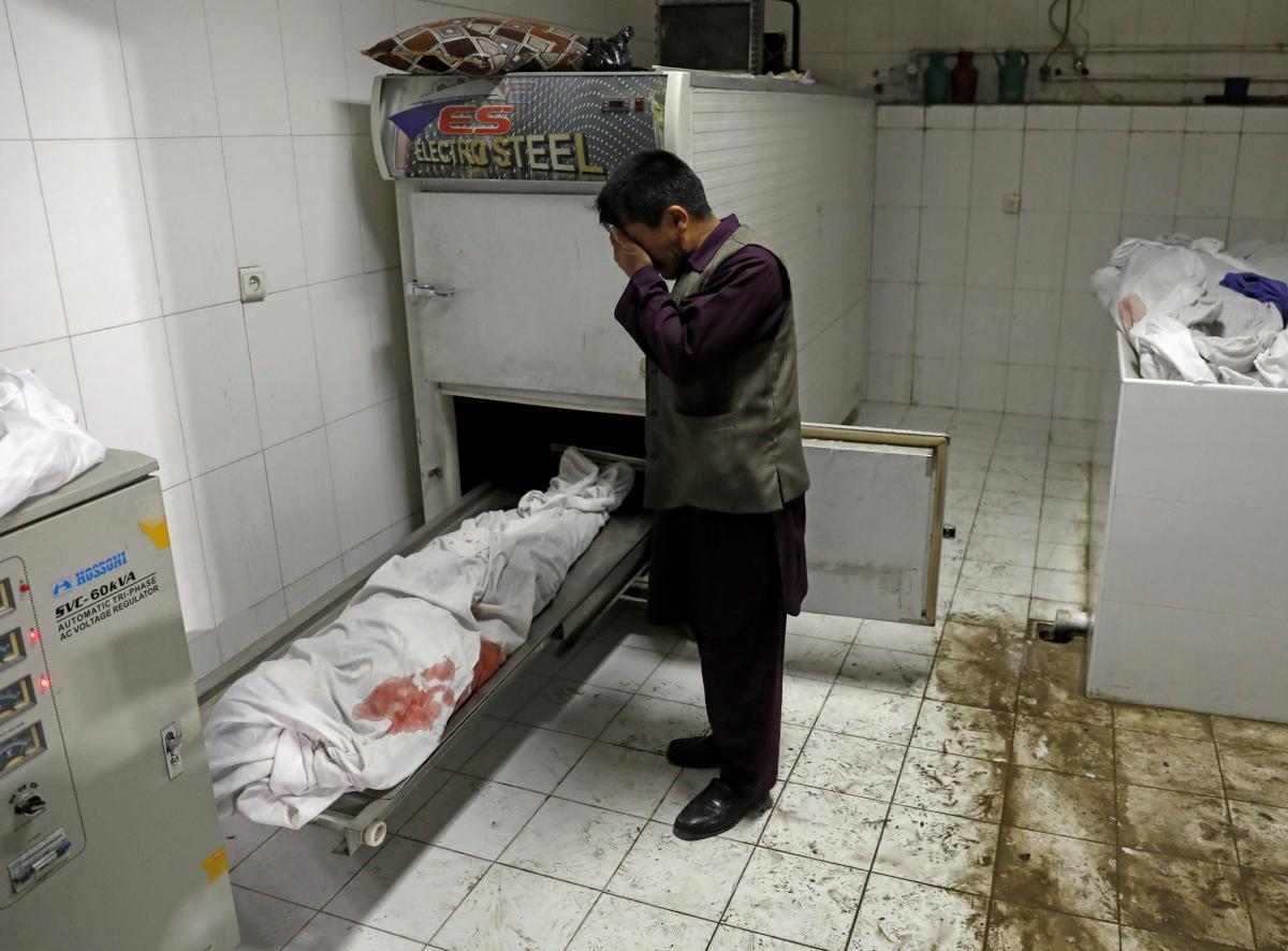 В Кабуле прогремел взрыв у здания школы \ фото REUTERS