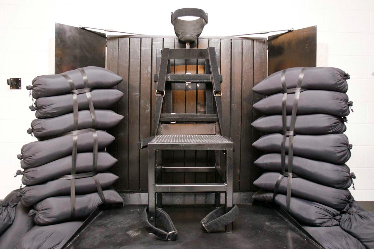Камера расстрела в тюрьме штата Юта последний раз использовалась при казни Ронни Ли Гарднера в 2010 году / фото REUTERS