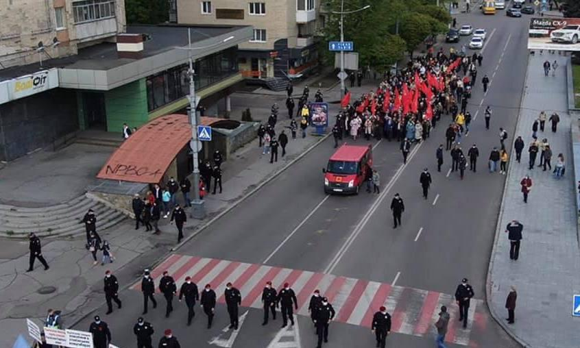 Стоп-кадр з відео Житомир.info
