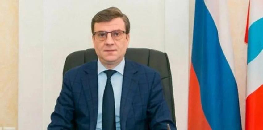 Александр Мураховский пропал 7 мая / фото пресс-служба минздрава Омской области