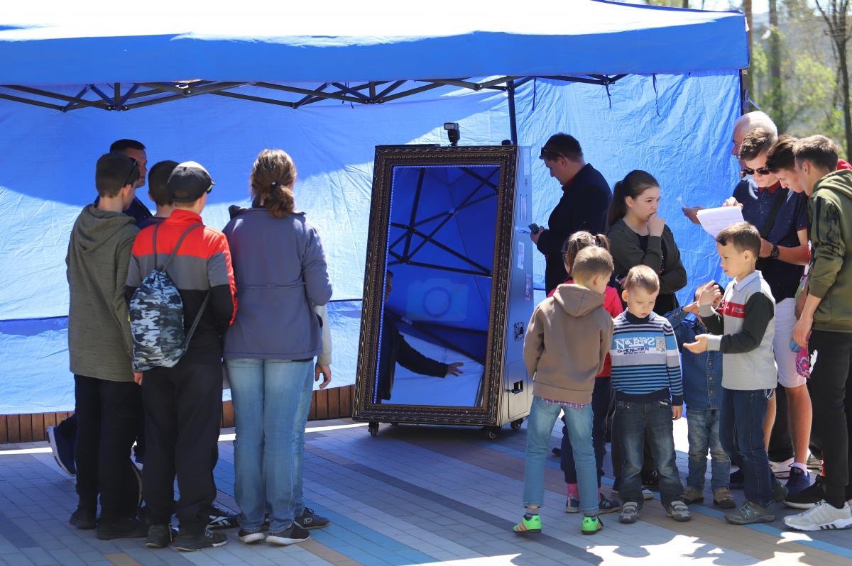 В Киеве отпраздновали Международный день семьи и День матери / фото КГГА