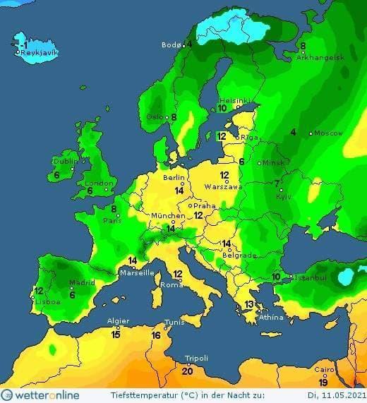 Синоптик дала прогноз погоды в Украине / фото t.me/PohodaNatalka