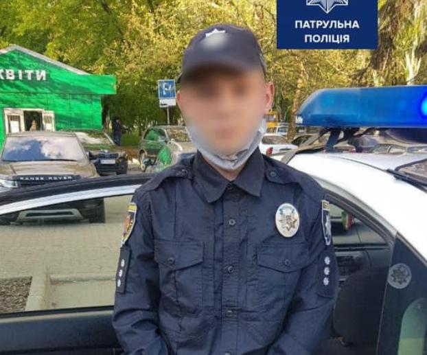 Парню 17 лет / фото патрульная полиция