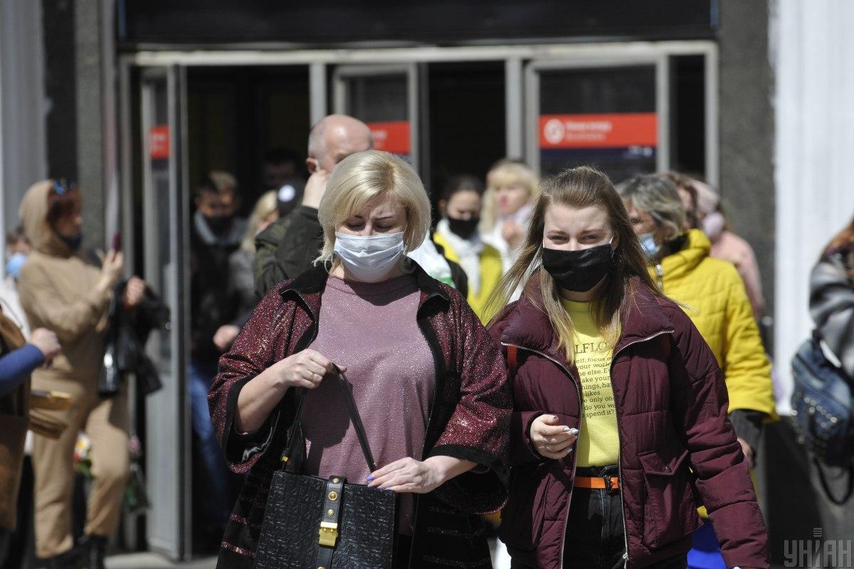 В Україні немає колективного імунітету від коронавірусу / фото УНІАН