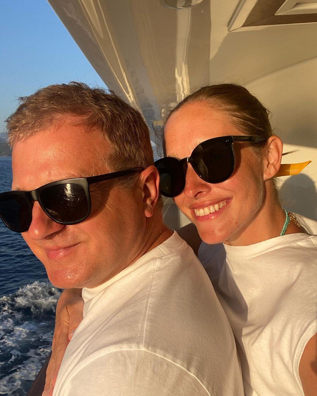 Супруги отдыхают в Турции / instagram.com/gorbunovyuriy