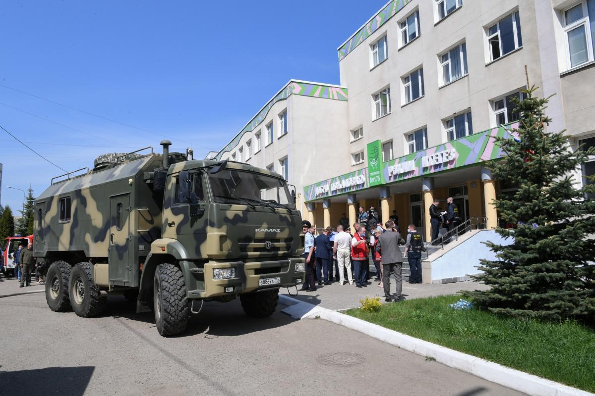 В России усиливают контроль за школьниками / фото REUTERS