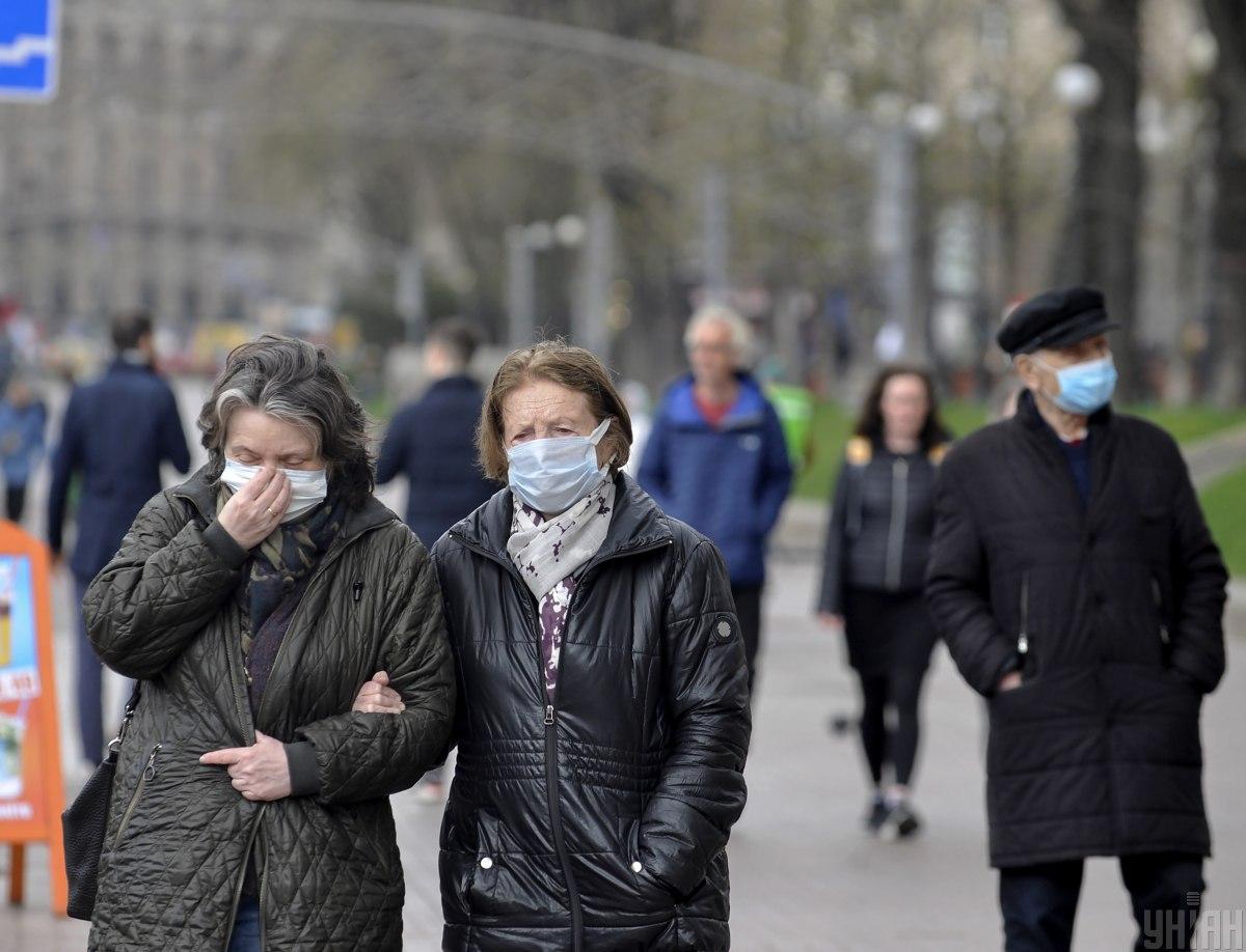У Києві очікується хмарна погода / фото УНІАН
