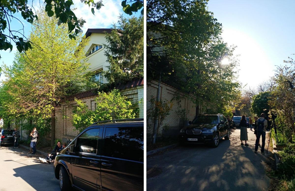 В домах Медведчука проходят обыски / Фото УНИАН, Виталий Саенко