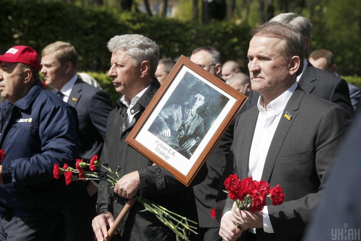 Медведчуку объявили о подозрении / фото УНИАН, Борис Корпусенко
