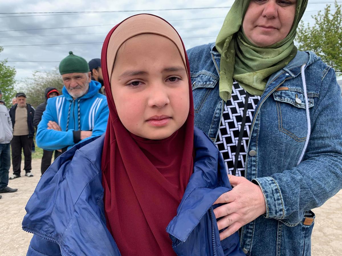 У вбитого кримчанина залишилися діти / фото facebook.com/crimeahrg
