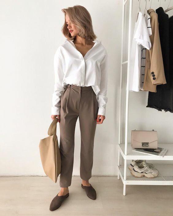 Як одягнутися в офіс / фото pinterest.com