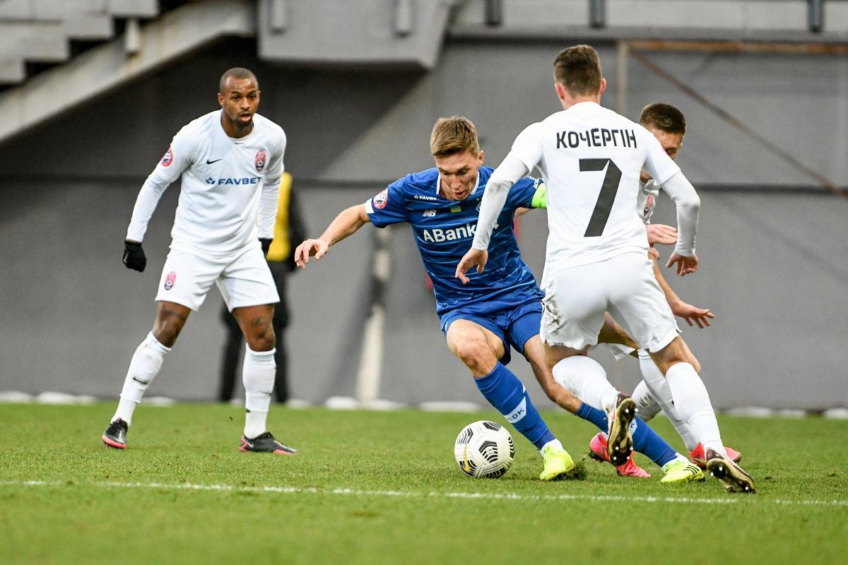 Динамо і Зоря в цьому сезоні зустрічалися вже двічі / фото ФК Зоря