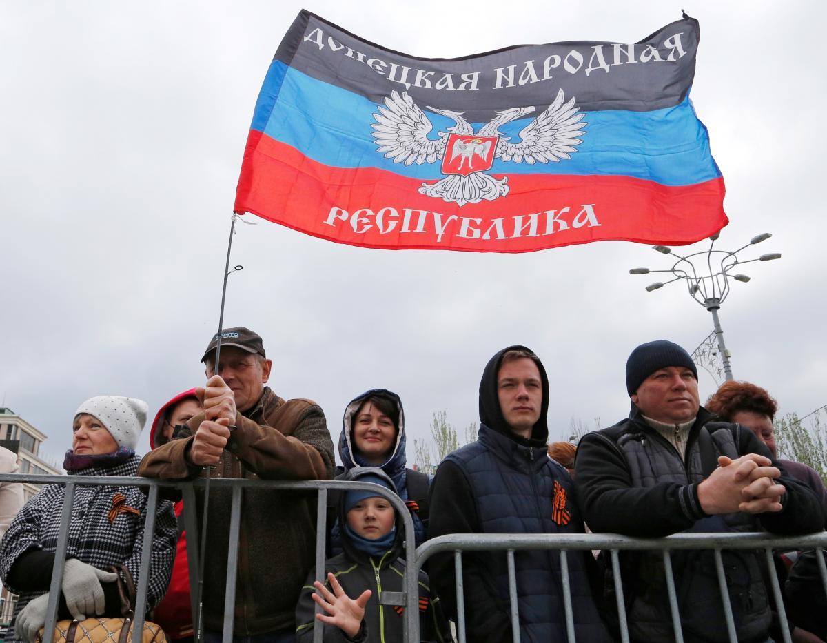В ЕС утверждают, что Россия хочет интегрировать Донбасс путем, в частности, паспортизации / Фото: REUTERS