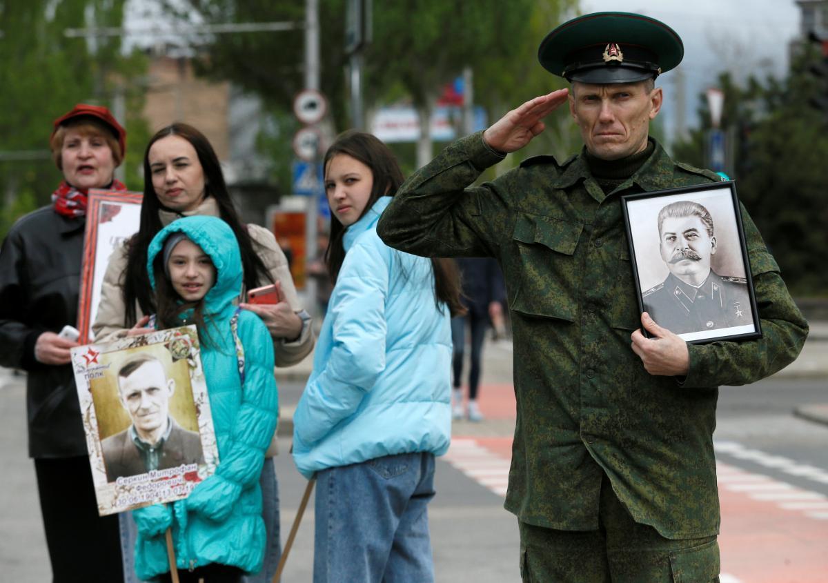 На окупованій частині Донбасу монопольне становище спостерігається саме у партії Путіна «Єдина Росія» / Фото: REUTERS