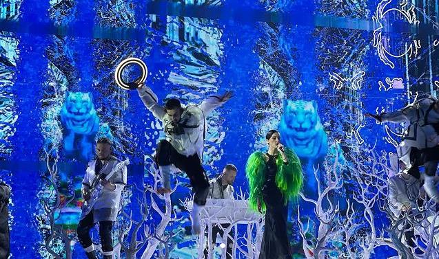 Катерина Павленко пропустила другу репетицію \ instagram.com/suspilne.eurovision/