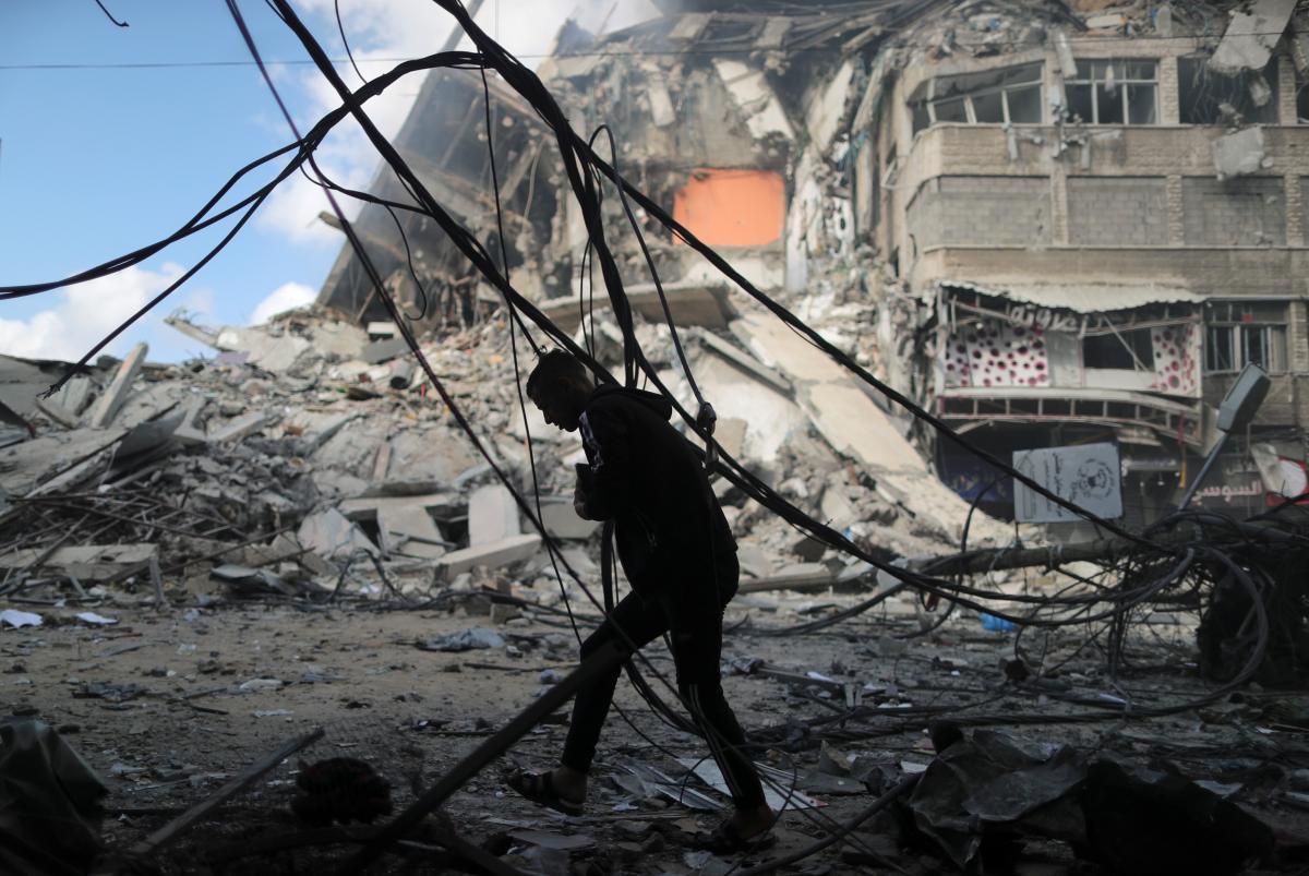 Война между Израилем и ХАМАСом не имеет цели, поэтому она не закончится / фото REUTERS