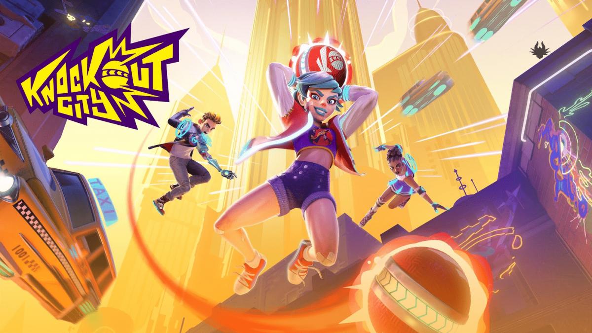 Knockout City выйдет 21 мая на ПК и консолях / фото Electronic Arts