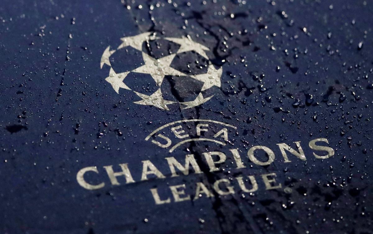 Лого Лиги чемпионов / фото REUTERS