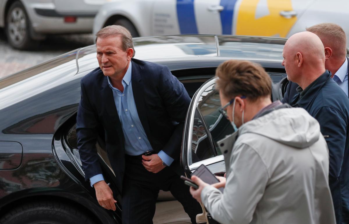 Санкции против Медведчука действуют в полном объеме / фото REUTERS