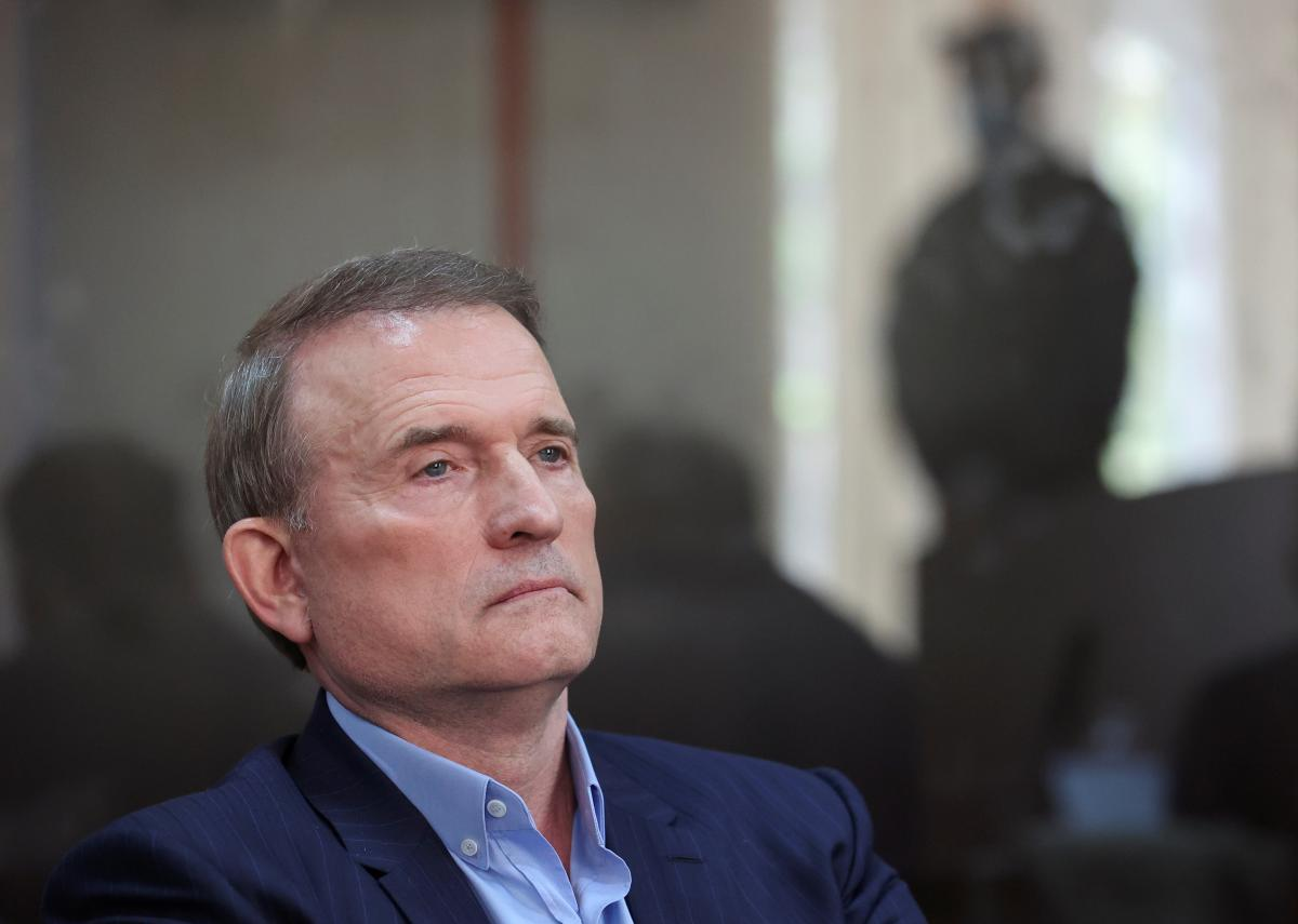 Viktor Medvedchuk / REUTERS