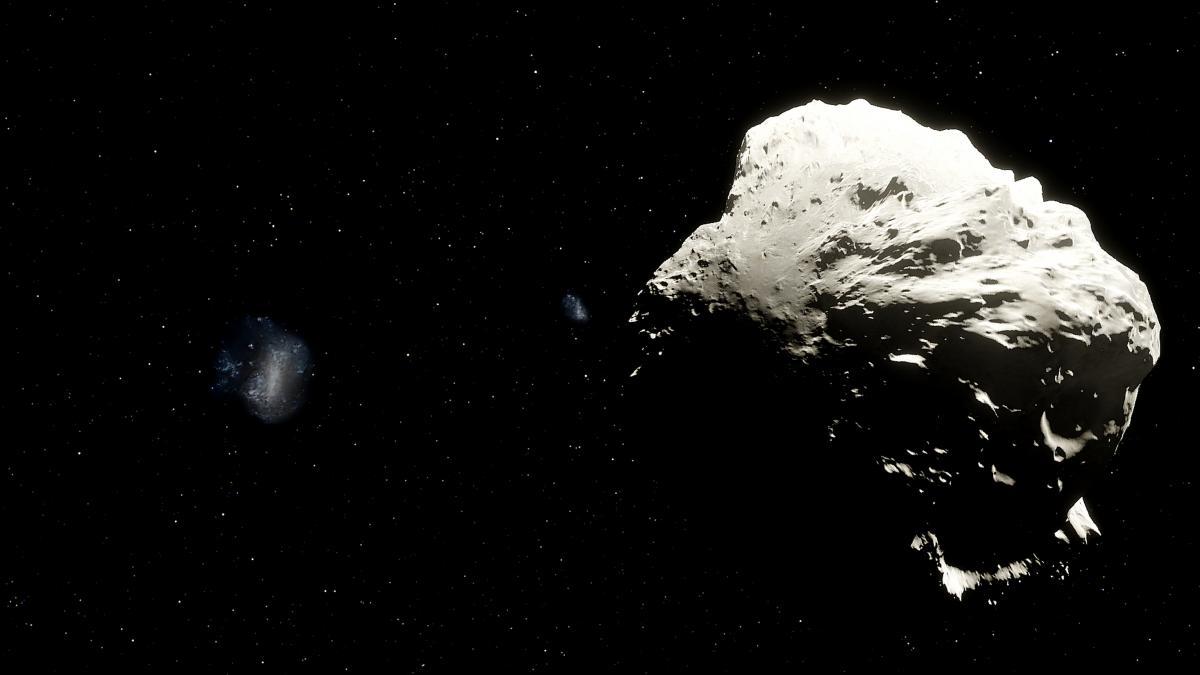 К Земле летит астероид / фото ua.depositphotos.com