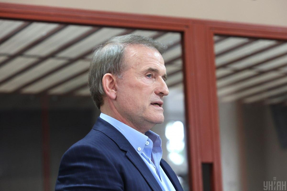 """Medvedchuk considers charges pressed against him """"political repression"""" / Photo from UNIAN"""