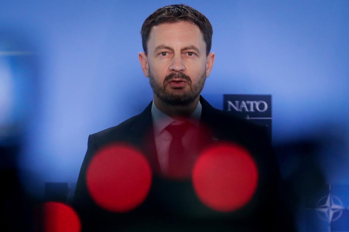 Ранее стало известно о визите премьера Эстонии / Фото: REUTERS