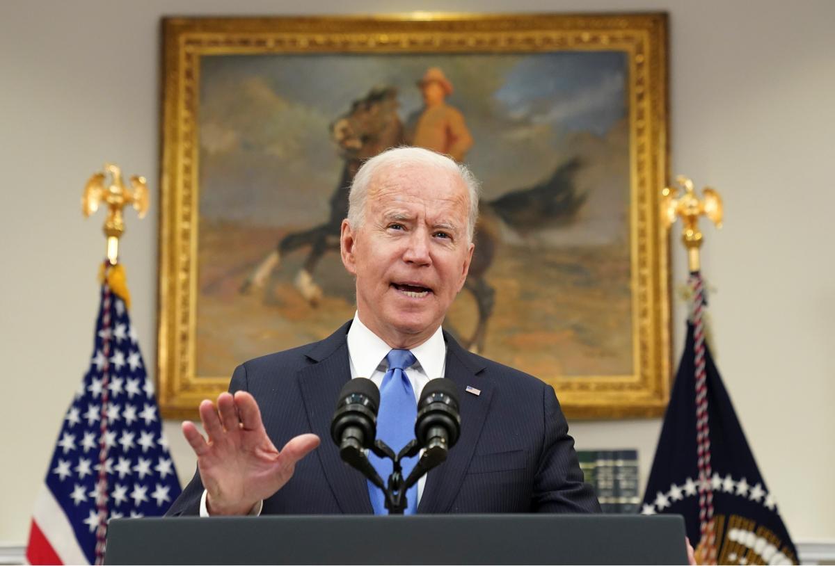 Україна повинна виконати певні критерії, сказав президент США / фото REUTERS