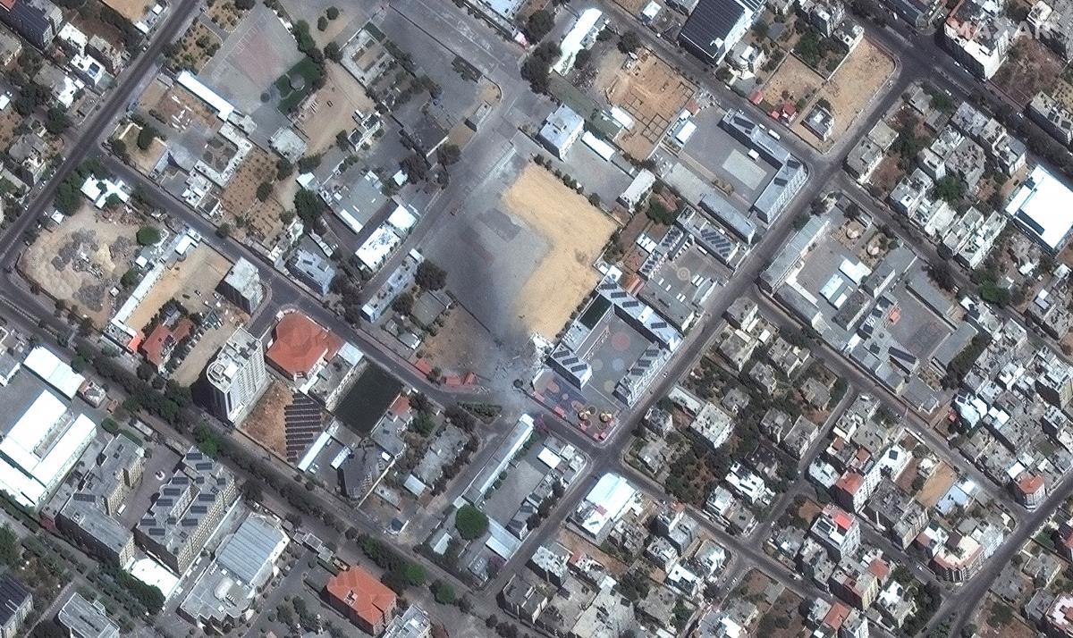 Ізраїль спростував наземну атаку на сектор Гази/ фото REUTERS