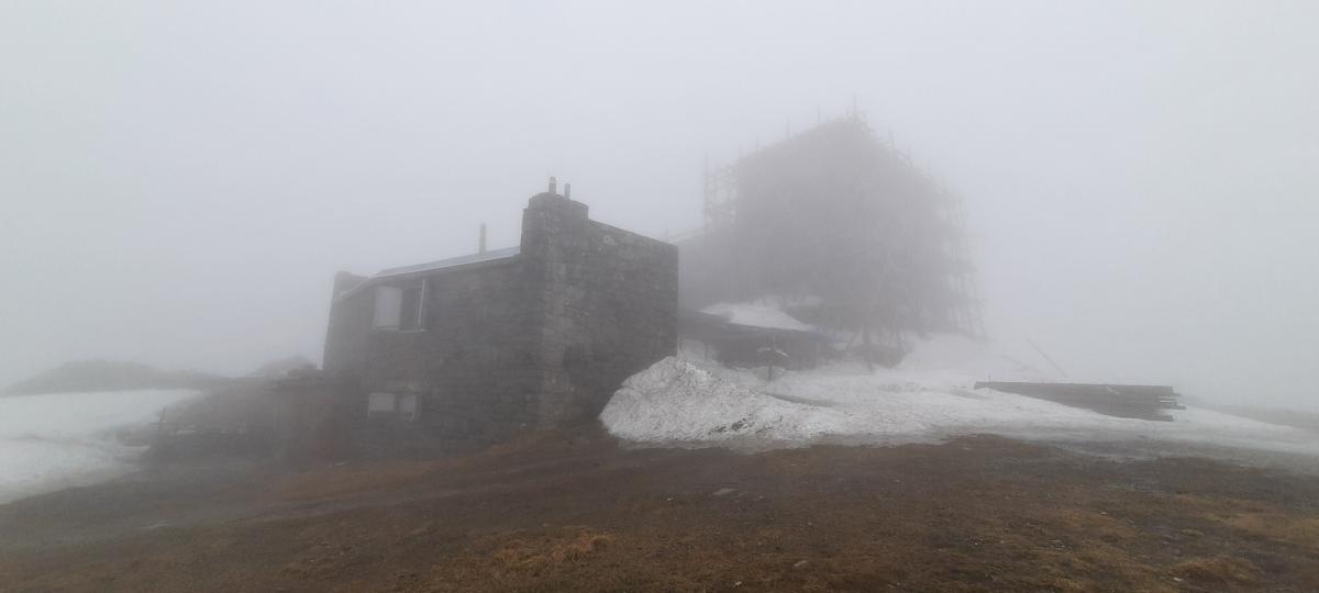 У горах продовжує танути сніг / Фото facebook.com/chornogora.rescue112