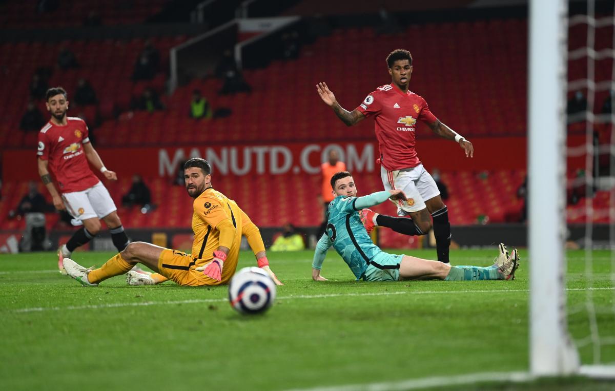 Бруну Фернандеш забив свій 18-й гол у сезоні / фото REUTERS