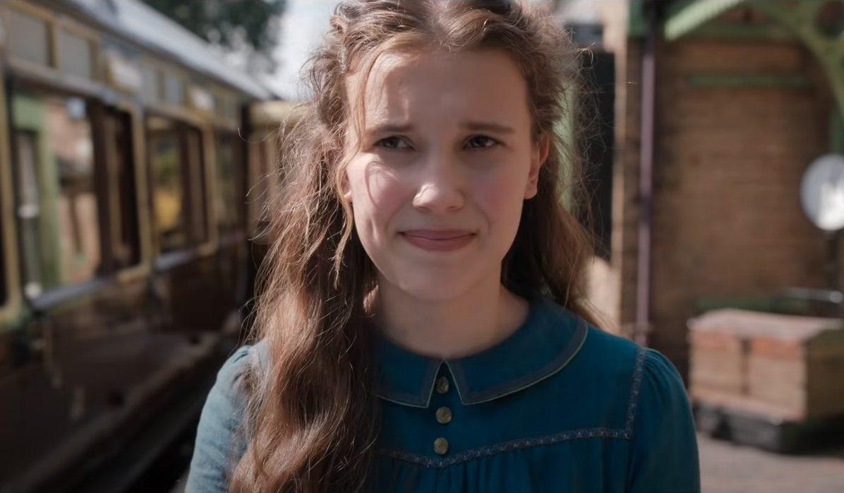 """Netflix снимет продолжение """"Энолы Холмс"""" / скриншот"""