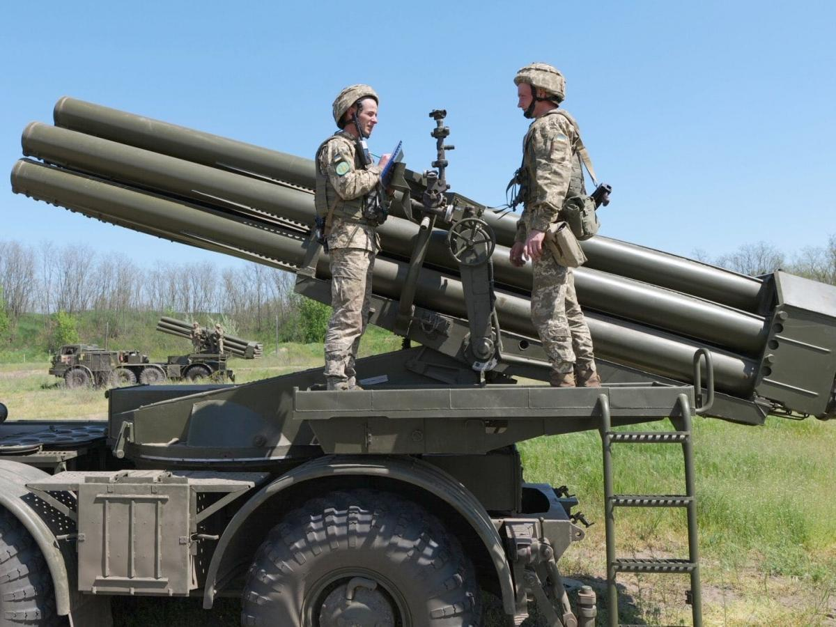 Украинские военные провели учения возле Крыма / фото facebook.com/GeneralStaff.ua