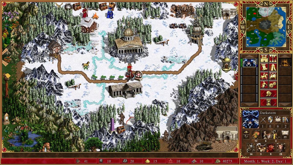 Heroes of Might & Magic III / фото Ubisoft