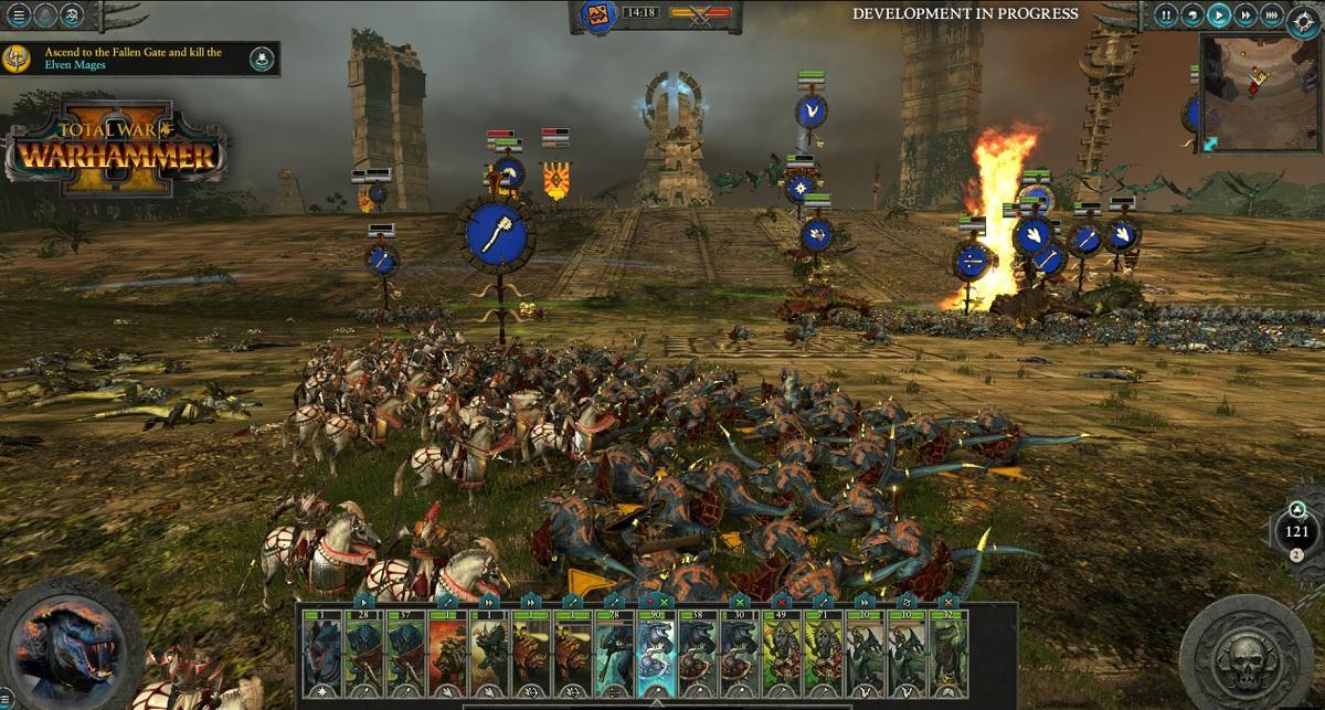 Total War Warhammer II / фото SEGA