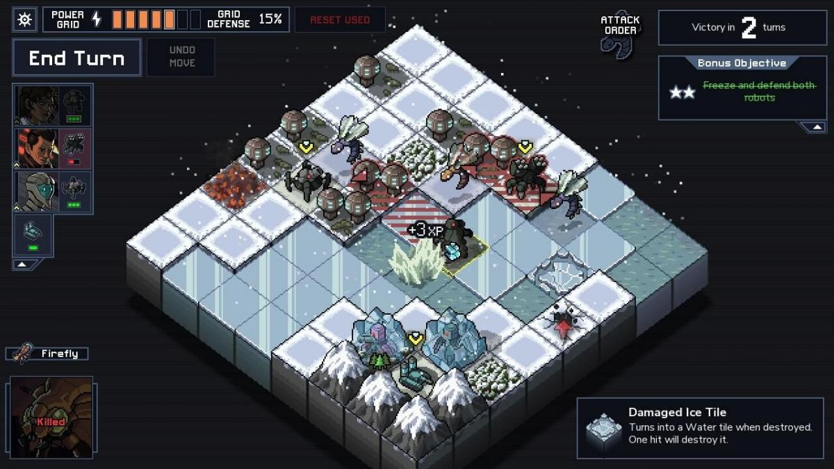 Into the Breach / фото Subset Games
