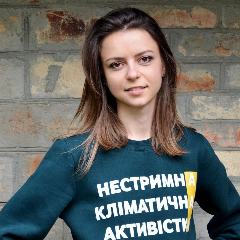 Від терміну «глобальне потепління» відмовилися, бо він вводить людей в оману / фото Facebook / Євгенія Засядько