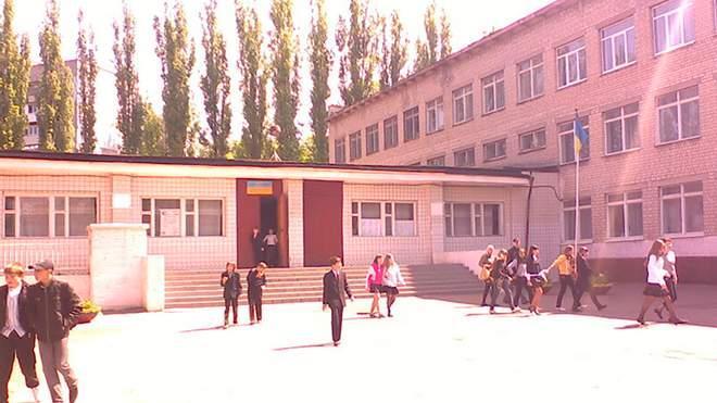 В Одеській школі № 32 сталася стрілянина / фото odessa1.com