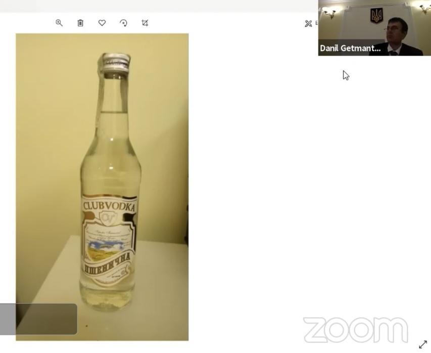 Из-за теневого рынка алкоголя Украина теряет миллиарды / скриншот с видео
