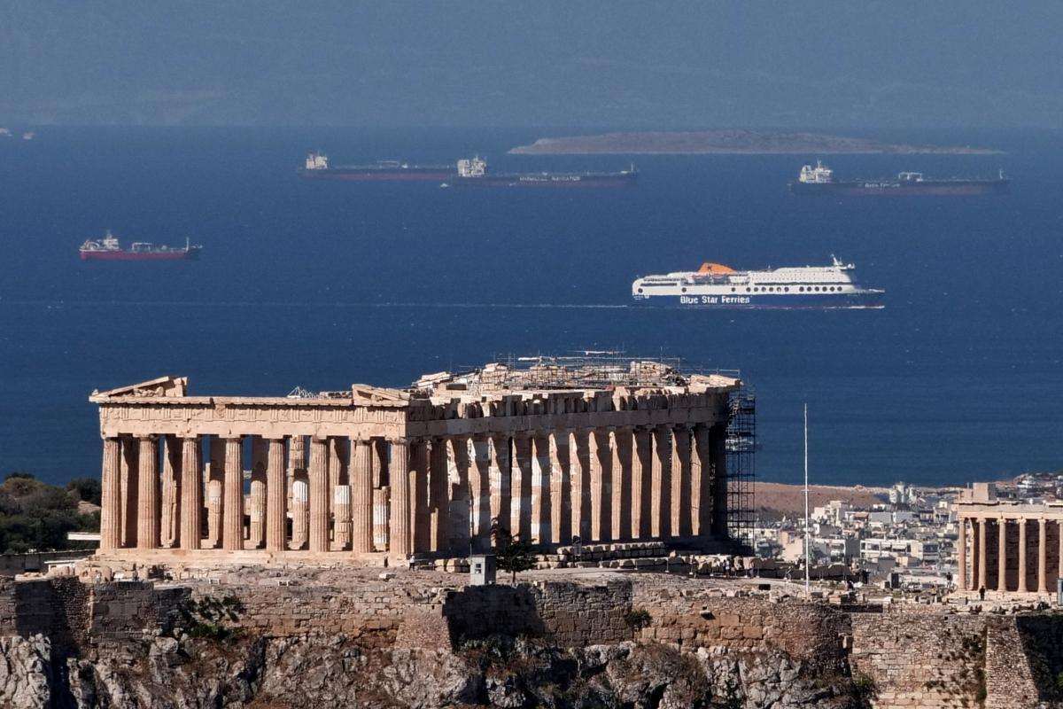 Греция открылась для украинских туристов / фото REUTERS