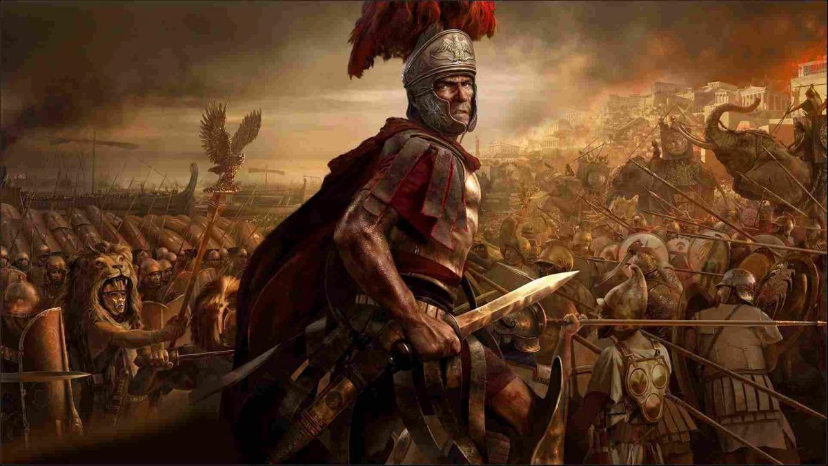 Total War: Rome II віддають по знижці в 75% / фото SEGA