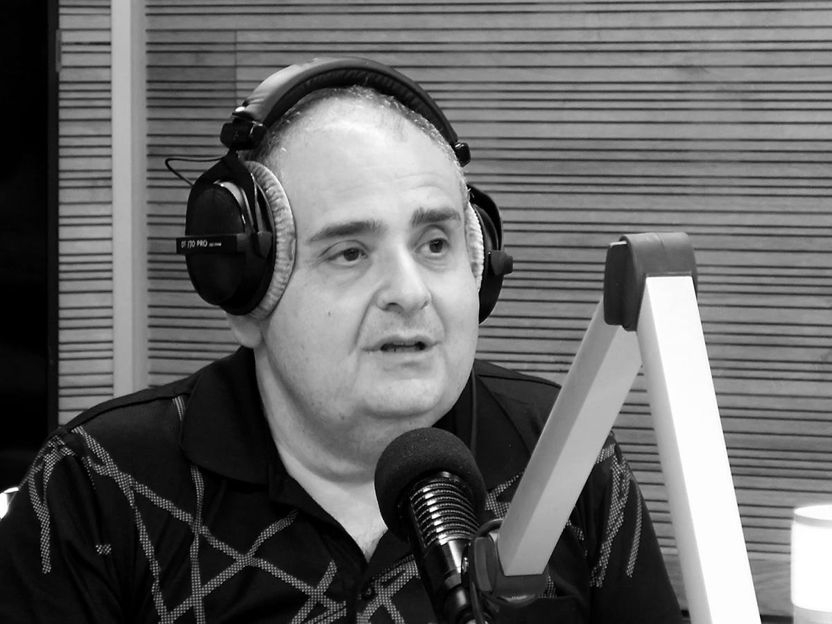 Зильбер: ракетами нас вряд ли удивишь / фото facebook.com/george.zilber