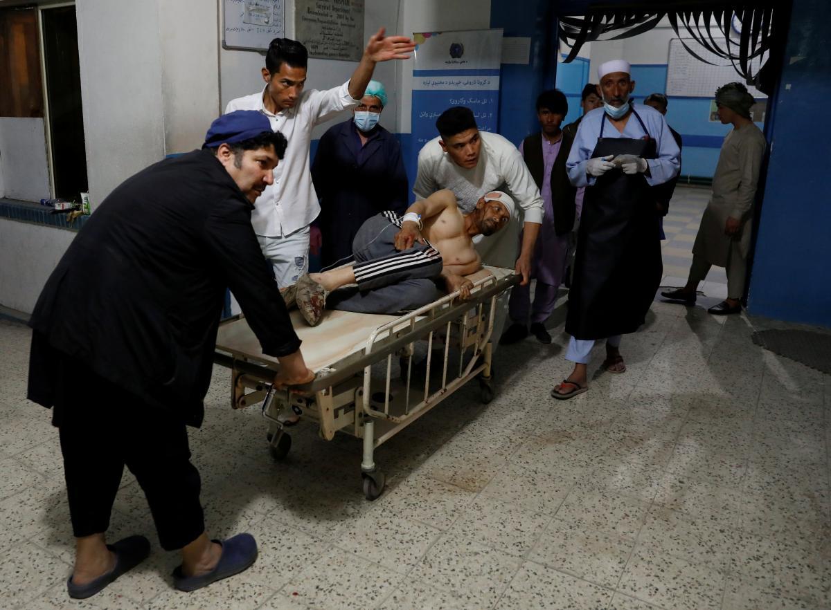 Пока ни одна из сторон ответственность за взрыв не взяла /Иллюстрация REUTERS